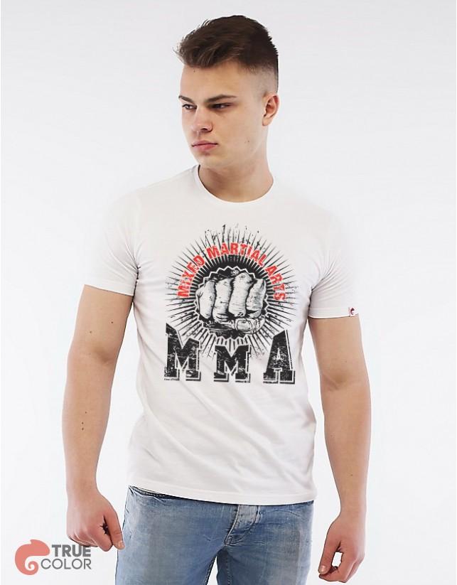 Футболка MMA FIST