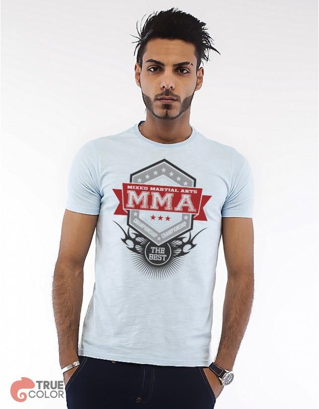 Футболка MMA BEST