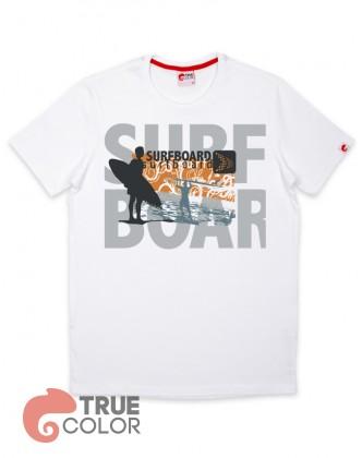 Футболка SURF BOARD