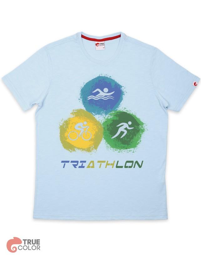 Футболка Triathlet