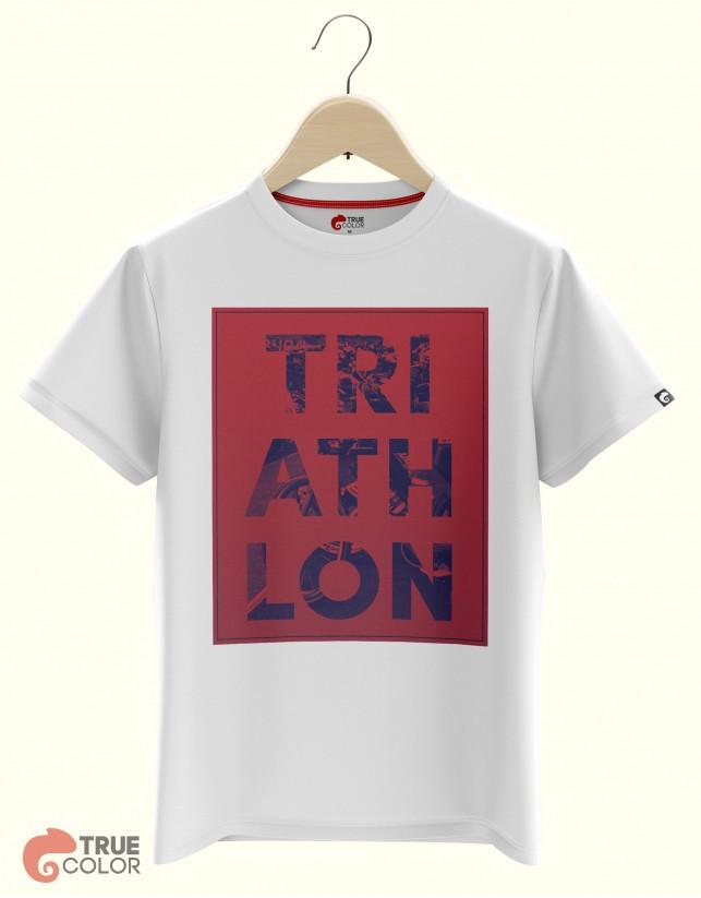 Футболка TRIATHLON