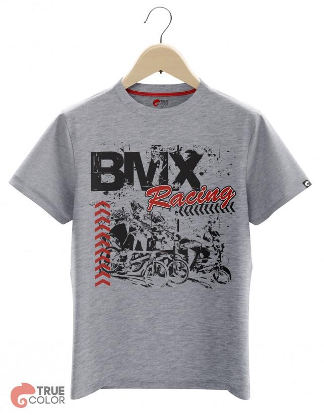 Футболка BMX RACING